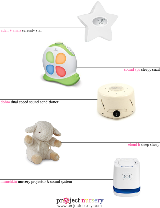 Baby Registry White Noise Machines