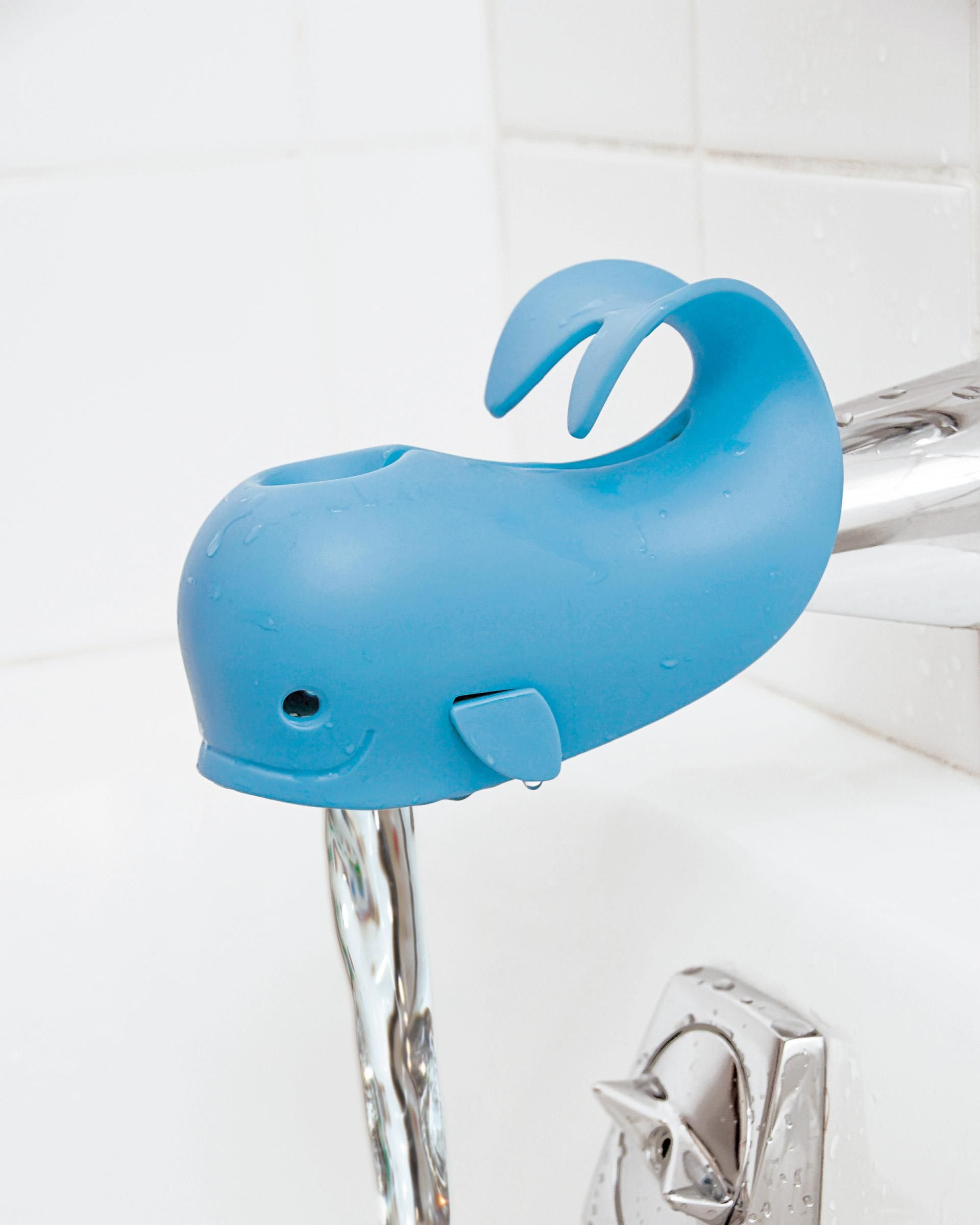 Amazon.com : Skip Hop Bath Spout Cover, Moby : Bathtub Side Bumpers ...