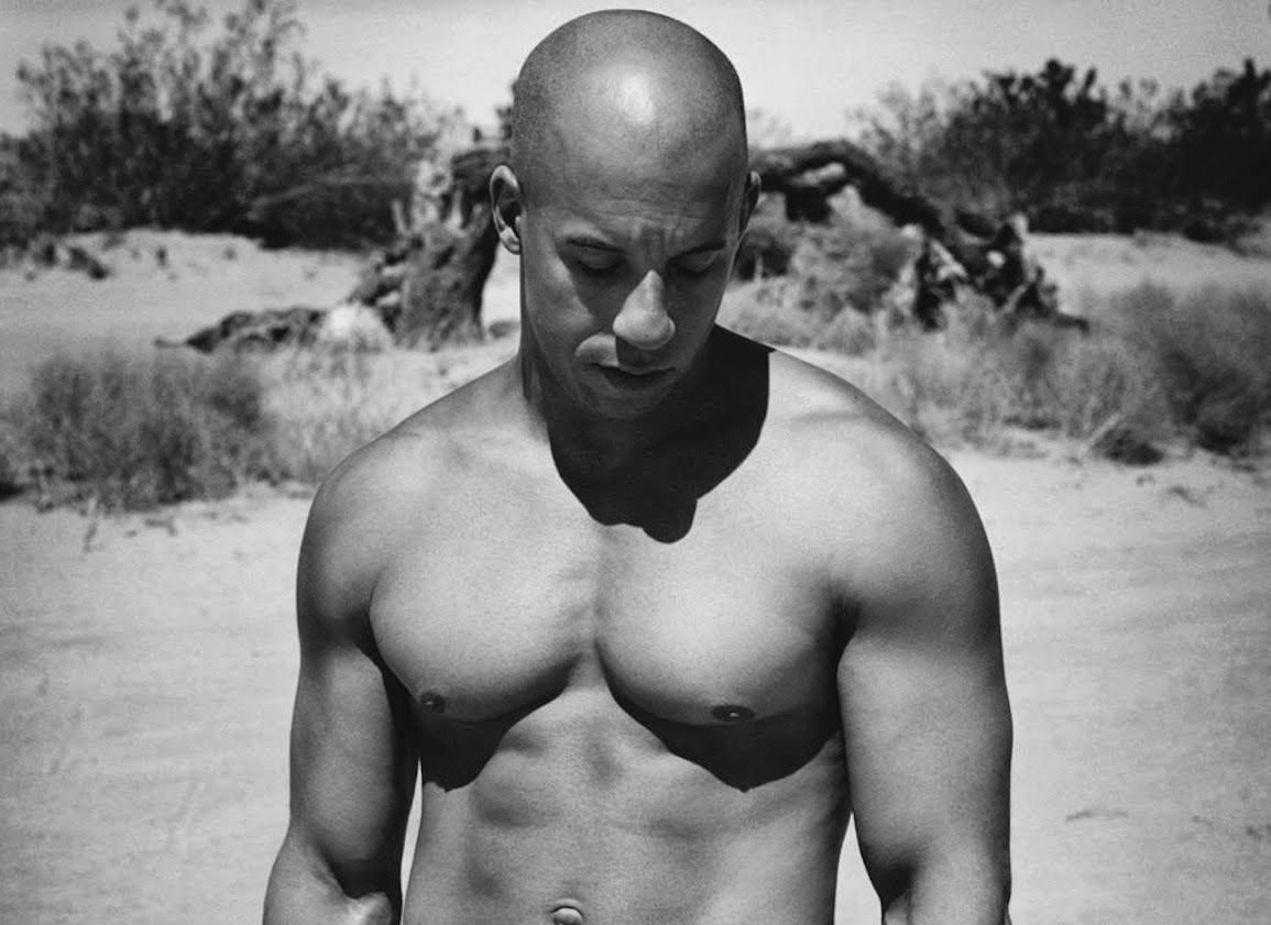 Vin diesel and his twin brother check out vin diesel emotional message to his