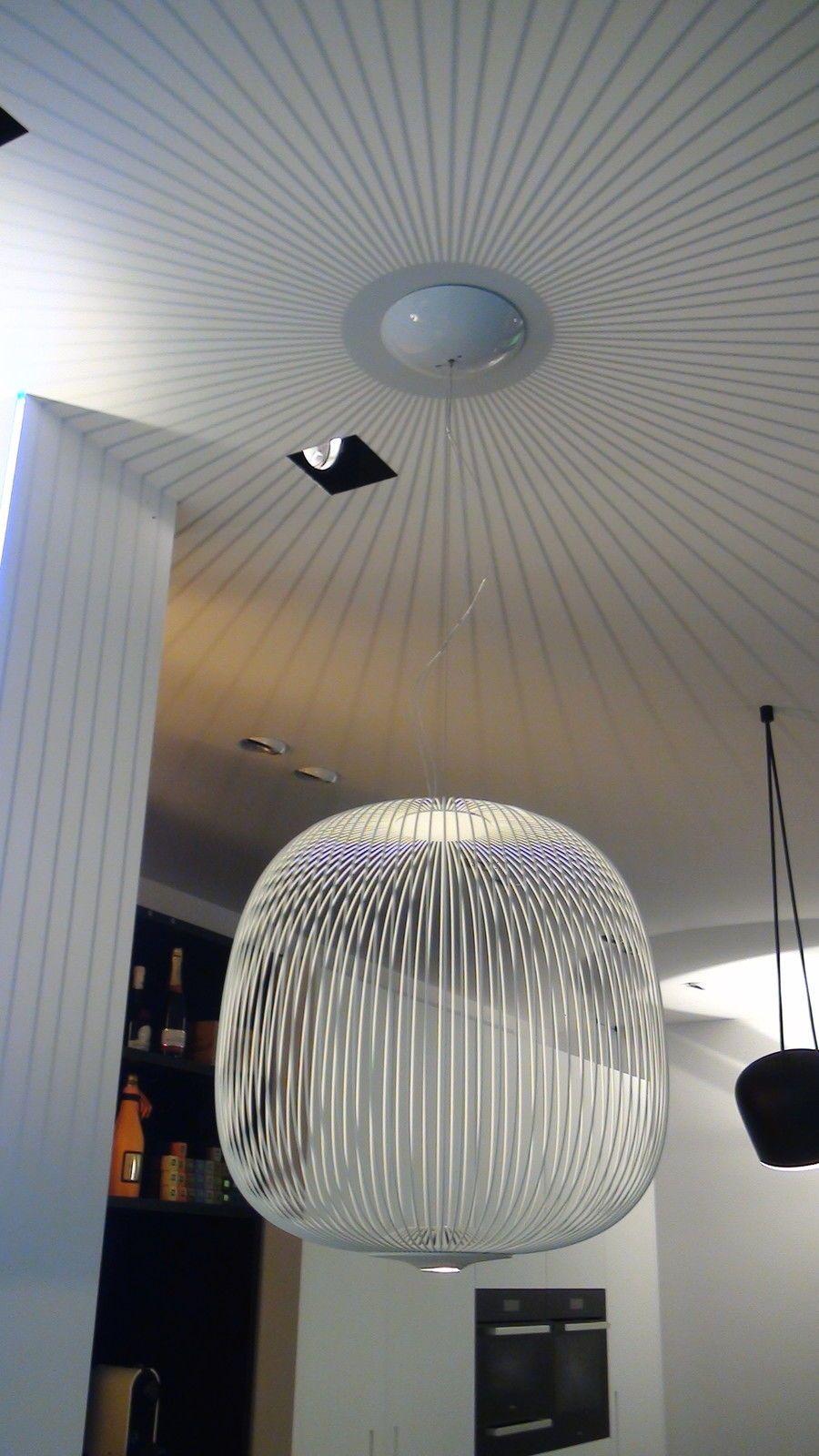 Foscarini, Mod. SPOKE 2, LED 38,5 Watt,2700K,2780lm, in ...