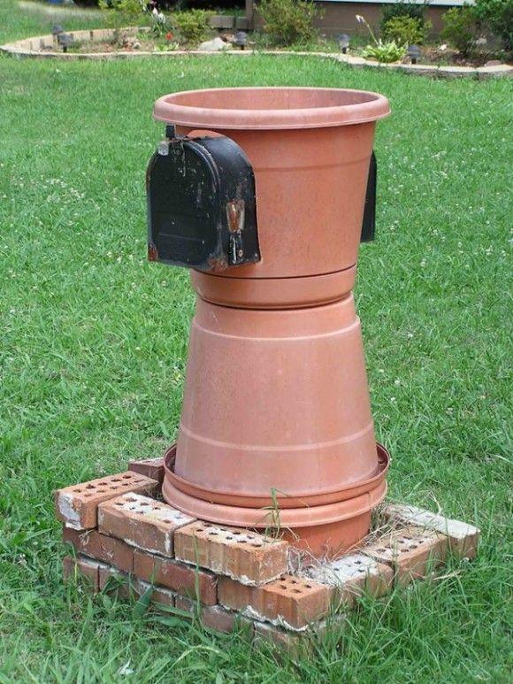 creative ideas for mailbox design unusual mailboxes - Mailbox Design Ideas