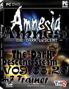 Download Amnesia The Dark Descent Steam V09 08 2010 7 Trainer For