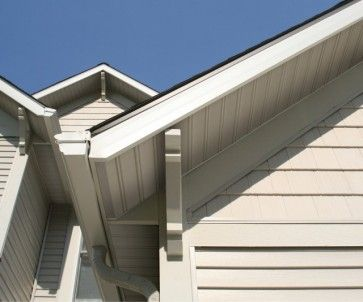 Trubead Soffit Contemporary Exterior Other Metro By Quality Edge Dream House Exterior House Exterior House Front