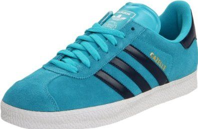 Adidas Men's Gazelle Suede Retro Sneakers