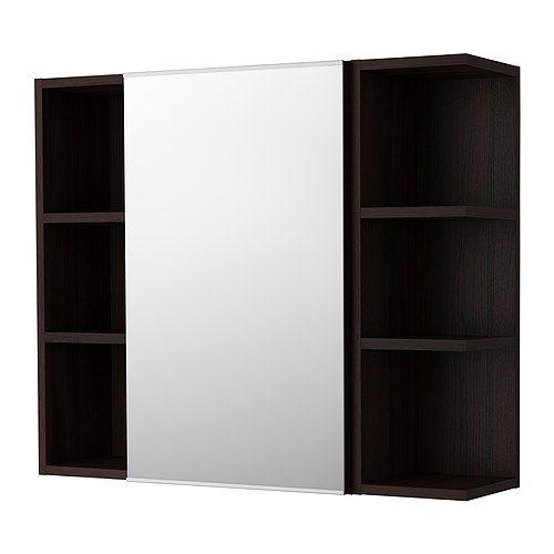 Ikea Lillangen Spiegelschrank 1 Tur 2 Abschlregale