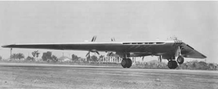 Northrop Flying Wing 2
