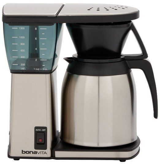 Amazon Com Bonavita Bv1800 8 Cup Coffee Maker With Thermal Carafe