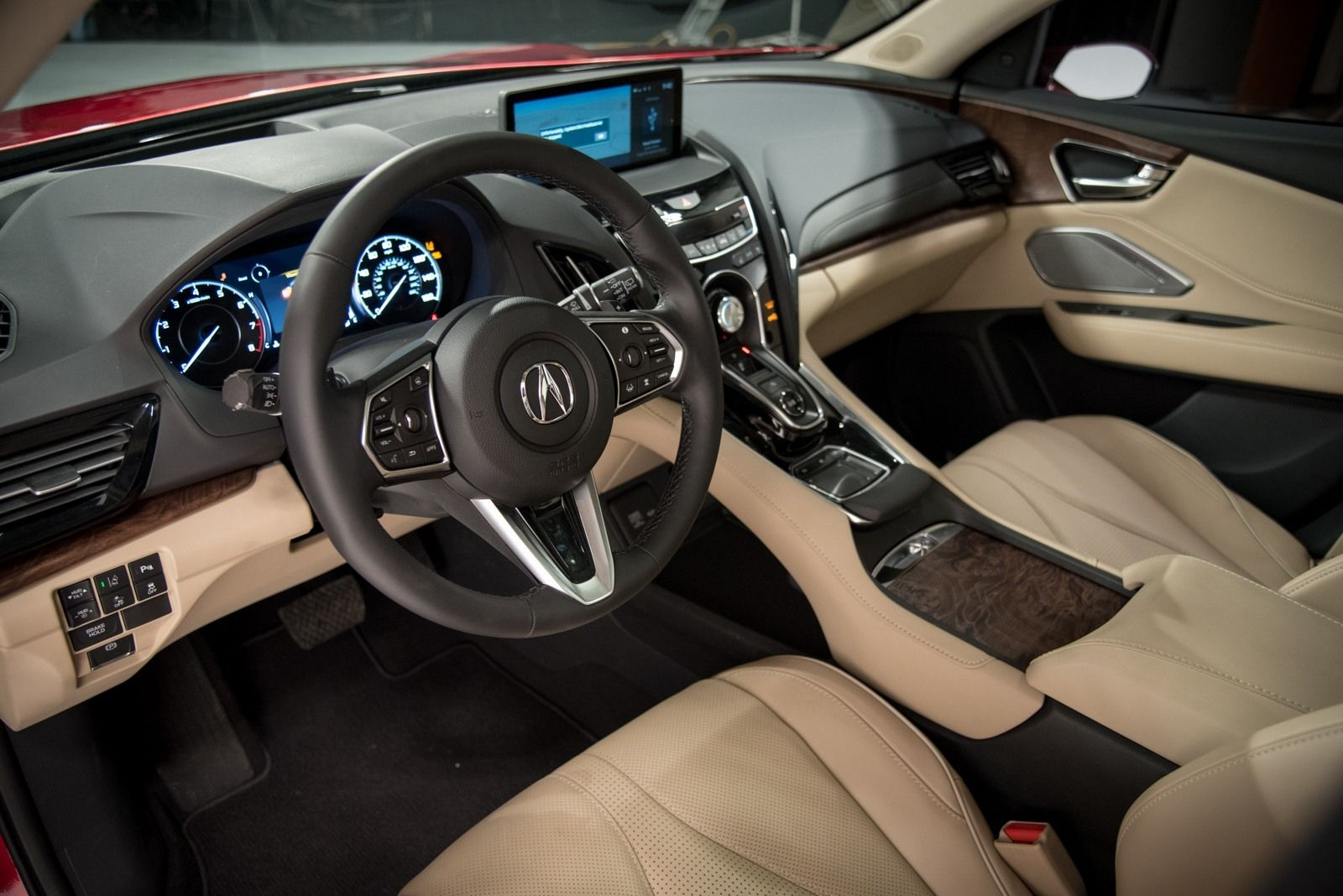 Acura Rdx 2019 Interior Acura Rdx Acura All Sports Cars