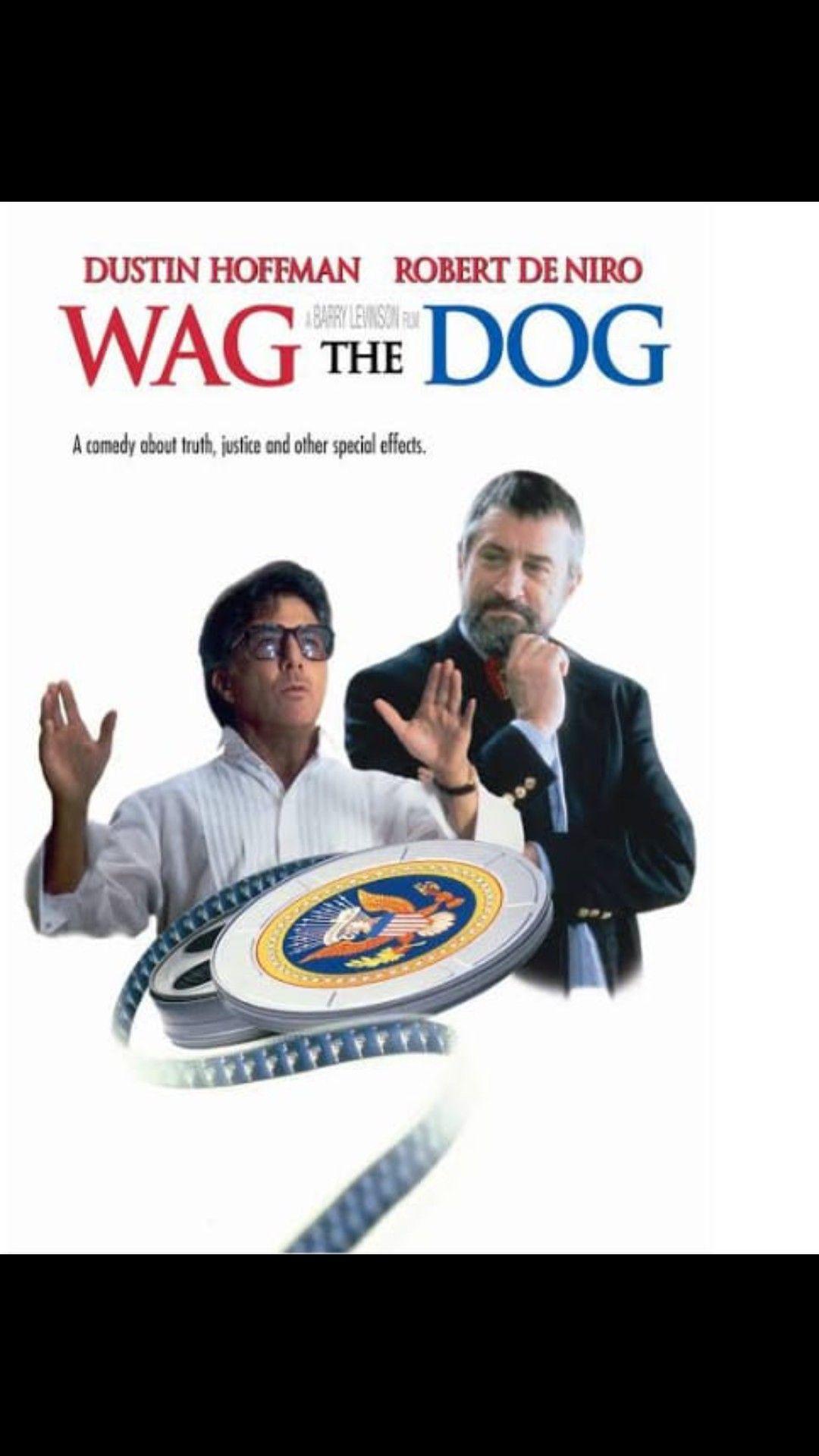 Wag The Dog (Başkanın Admları ) 1997 yapımı komedi film