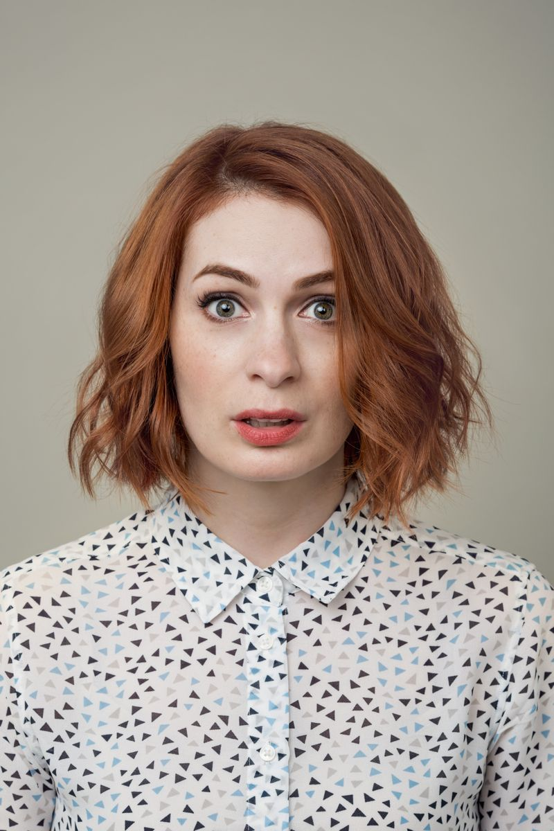 The Braver You Are The Better Felicia Day In Conversation