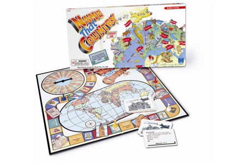 Name That Country Discovery Toys Geography games