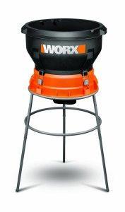 Review Of Worx Wg430 Electric Leaf Mulcher And Shredder Gardening Gear Worx Leaf Mulcher Wood Chipper Fall Yard Work