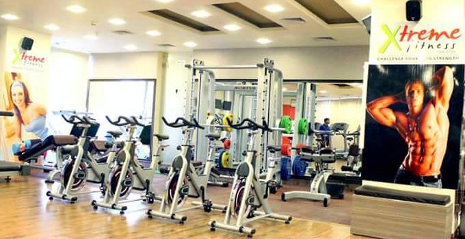 Xtreme Fitness Gym N Spa Sector 49 Gurgaon Fitness Club Gurgaon Fitness