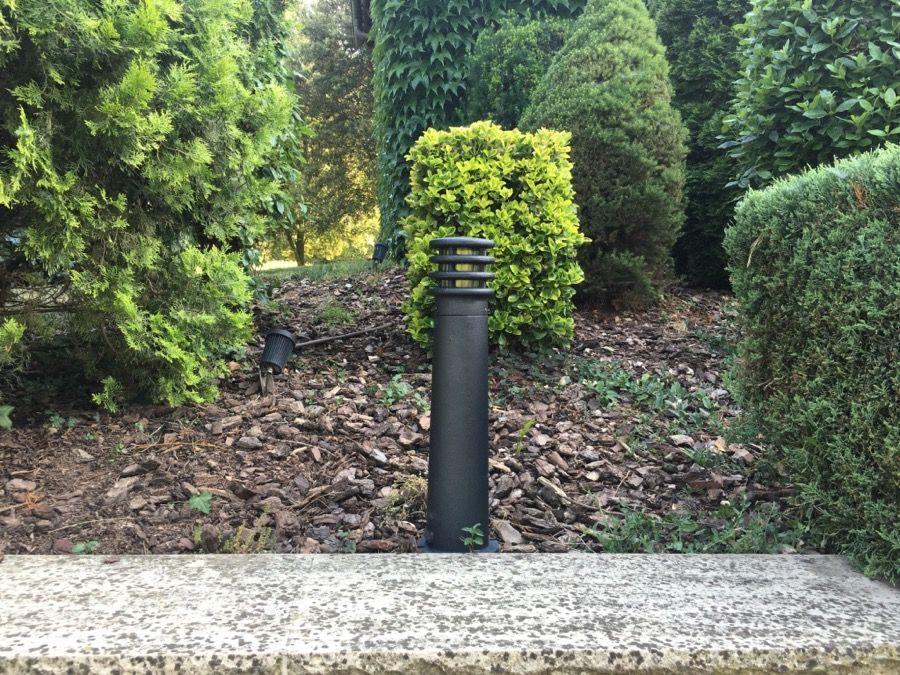Balizas Jardín BFR para jardín en fundición nodular de hierro ...