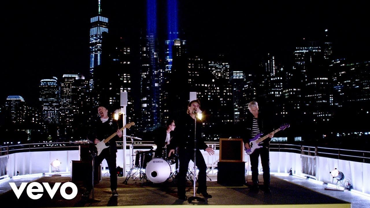 U2 - 'You're The Best Thing About Me' from