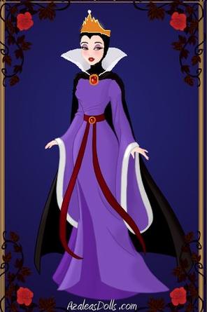 Snow White As Evil Queen Evil Queen Costume Evil Queen Halloween Costume Seven Dwarfs Costume