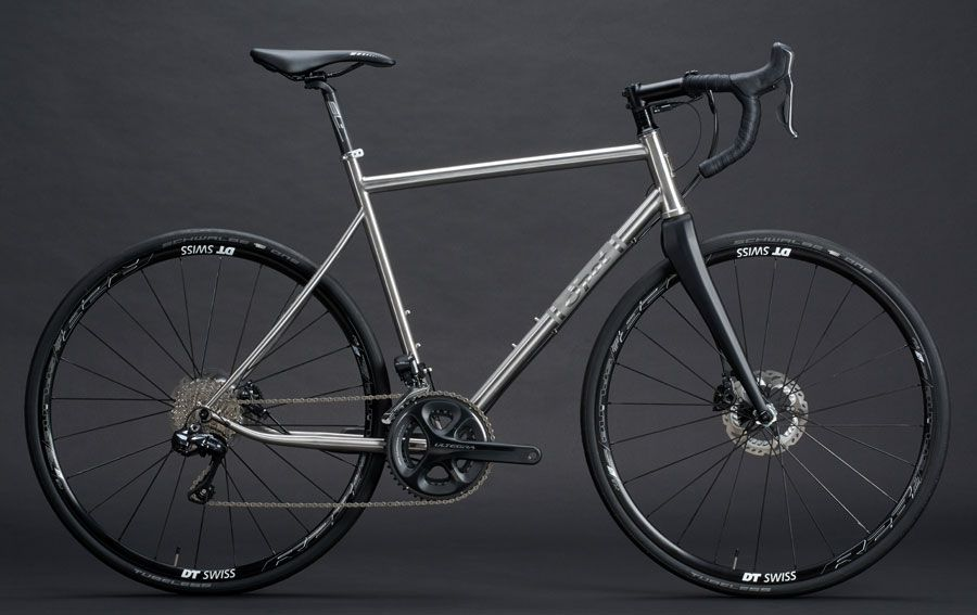 Spot Brand Bicycles, Denver Zephyr, nice stainless frame and