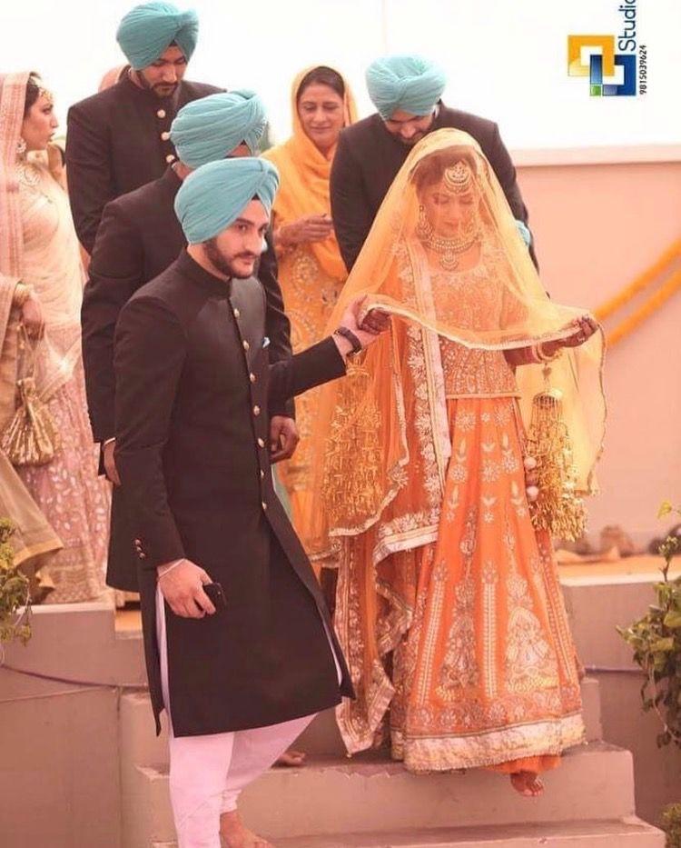 Awesome Sikh WeddingWedding CeremonyPunjabi
