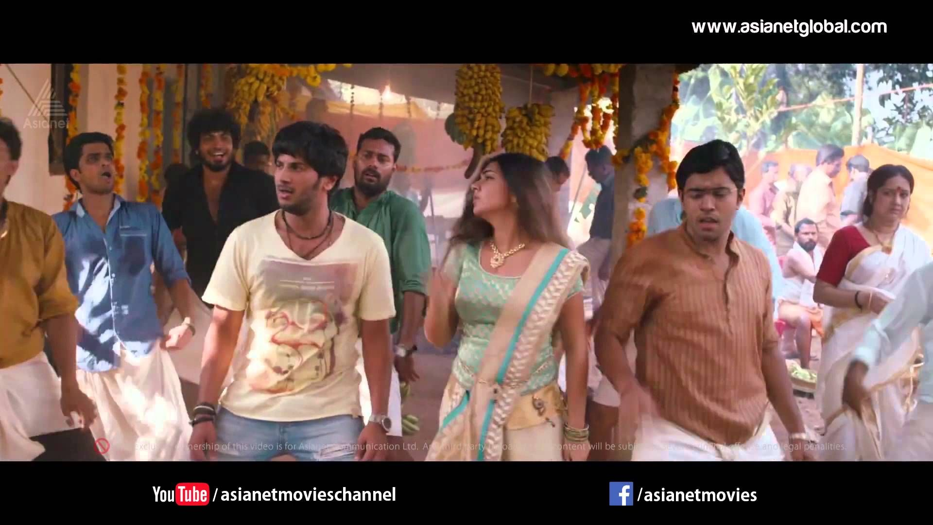 Youtube Maangalyam Banglore Days Wedding Song
