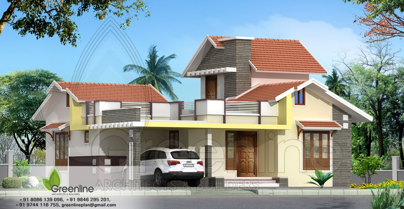 Indian Home design - Free house plans,Naksha Design,3D Design ...