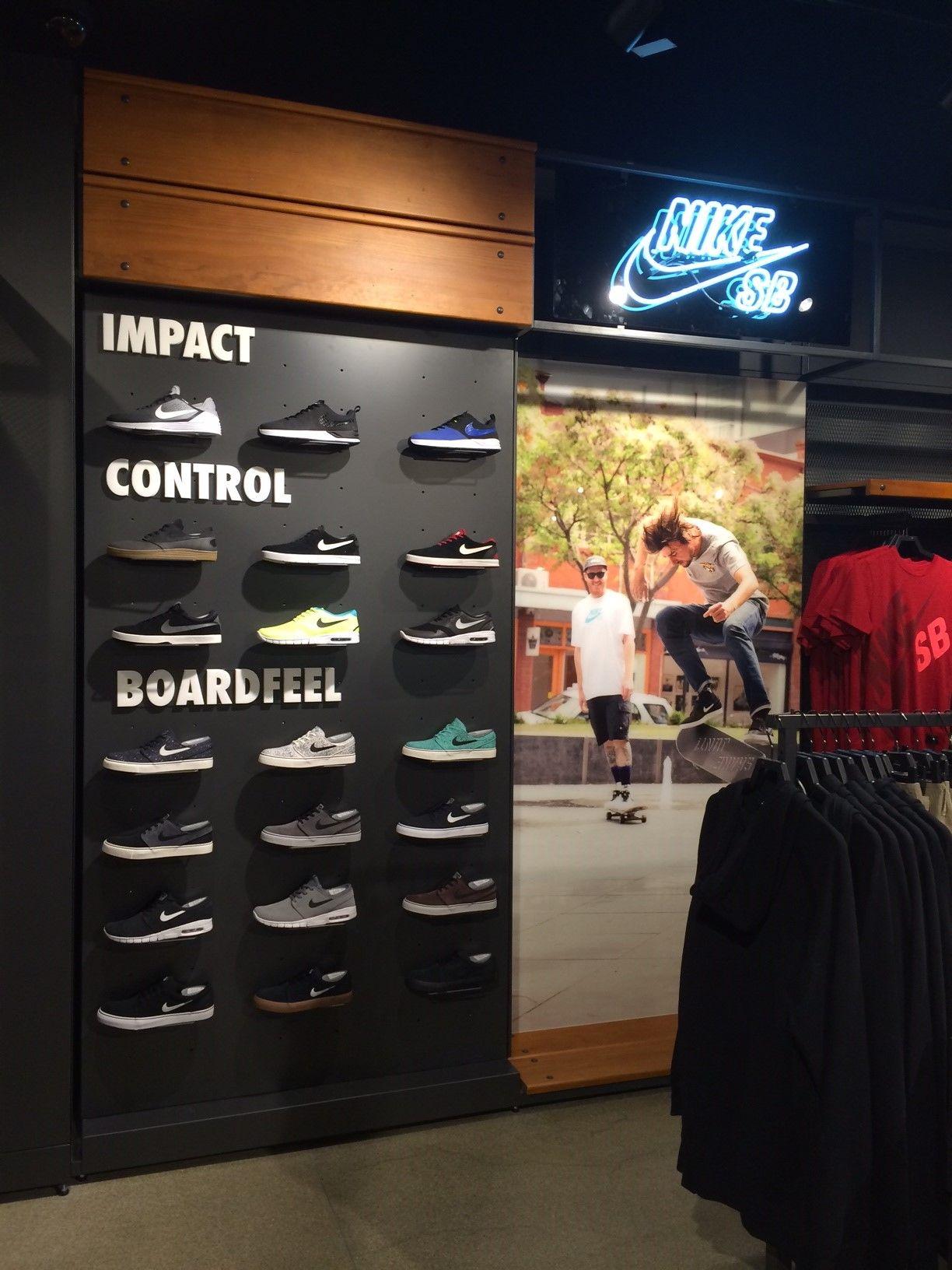 Nike SB - Skateboarding retail sports