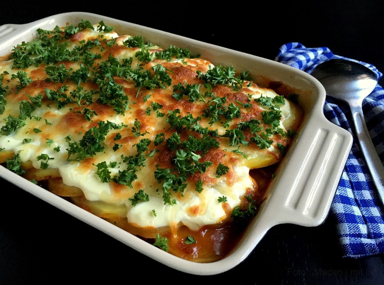 lækker gæstemad i ovn