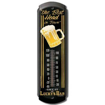Luckys Bar Thermometer