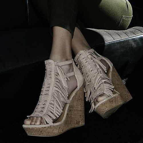 Not Rated Fringe Wedges
