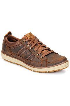 Düşük bilekli spor ayakkabıları Skechers IRVIN HAMAL https://modasto.com/skechers/erkek-ayakkabi/br2365ct82 #erkek