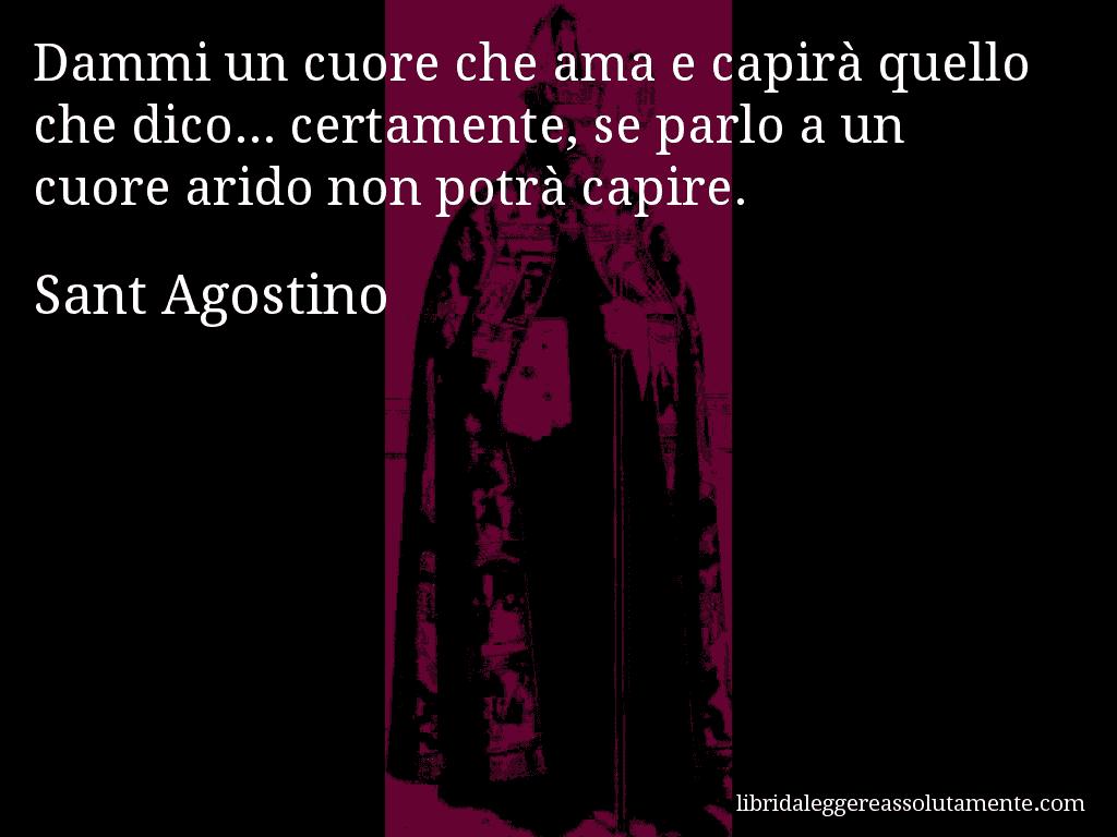 Pin Su Sant Agostino Frasi