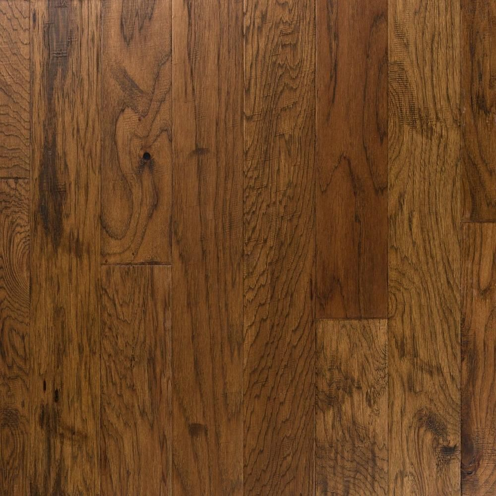 Light Brown Hickory Distressed Locking Engineered Hardwood Wood Floor Colors Hardwood Floor Colors Classic Wood Floors