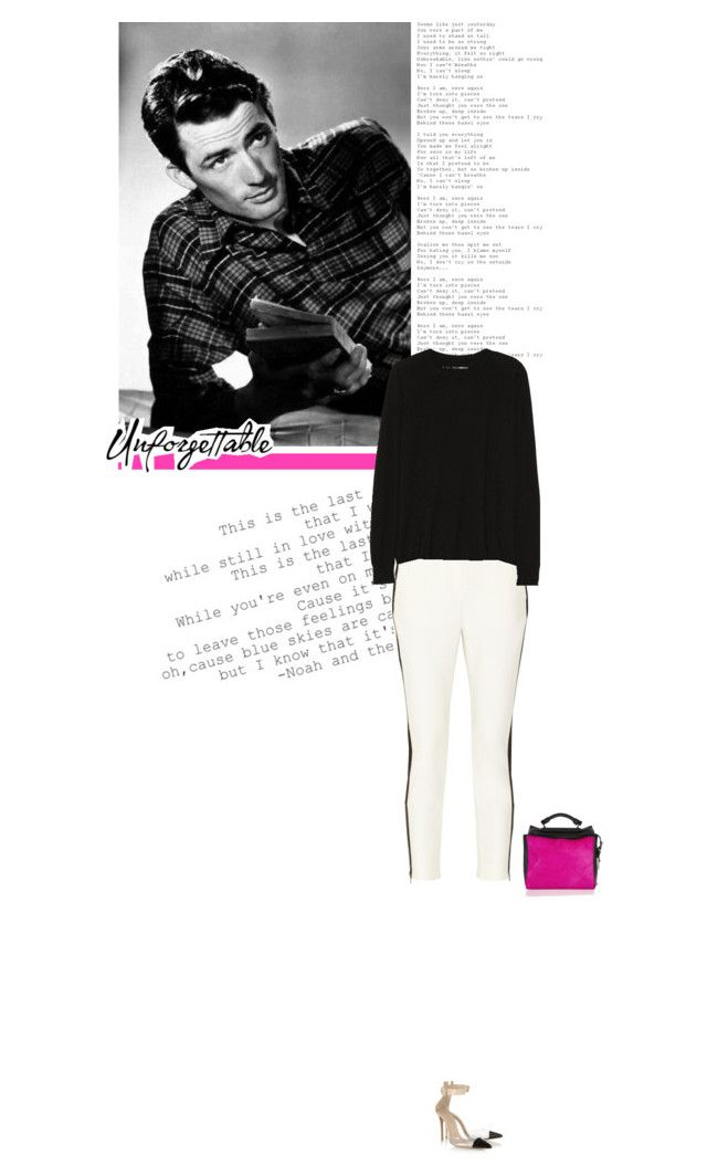 """Unforgettable"" by fashion-confidential ❤ liked on Polyvore"