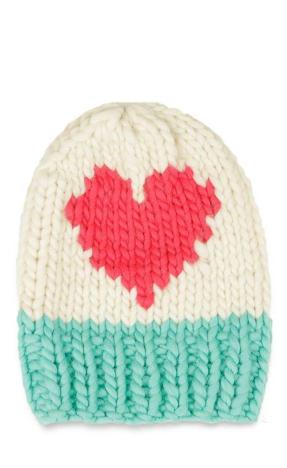81bbd1c459f Heart beanie