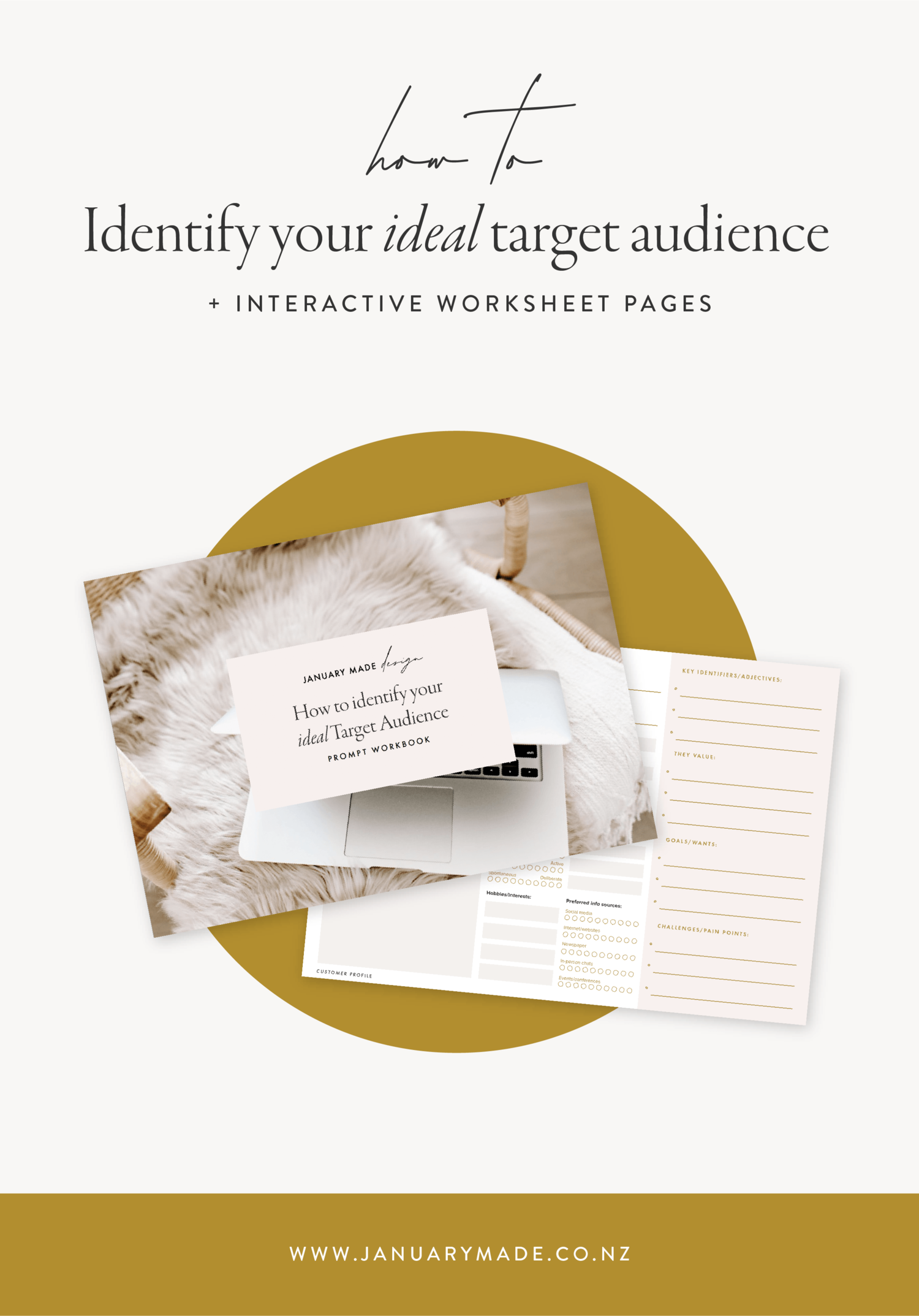 How To Identify Your Ideal Target Au Nce