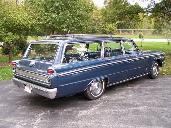 1963 Meteor Station Wagon Photo Gallery Station Wagon Cars Station Wagon Car Station