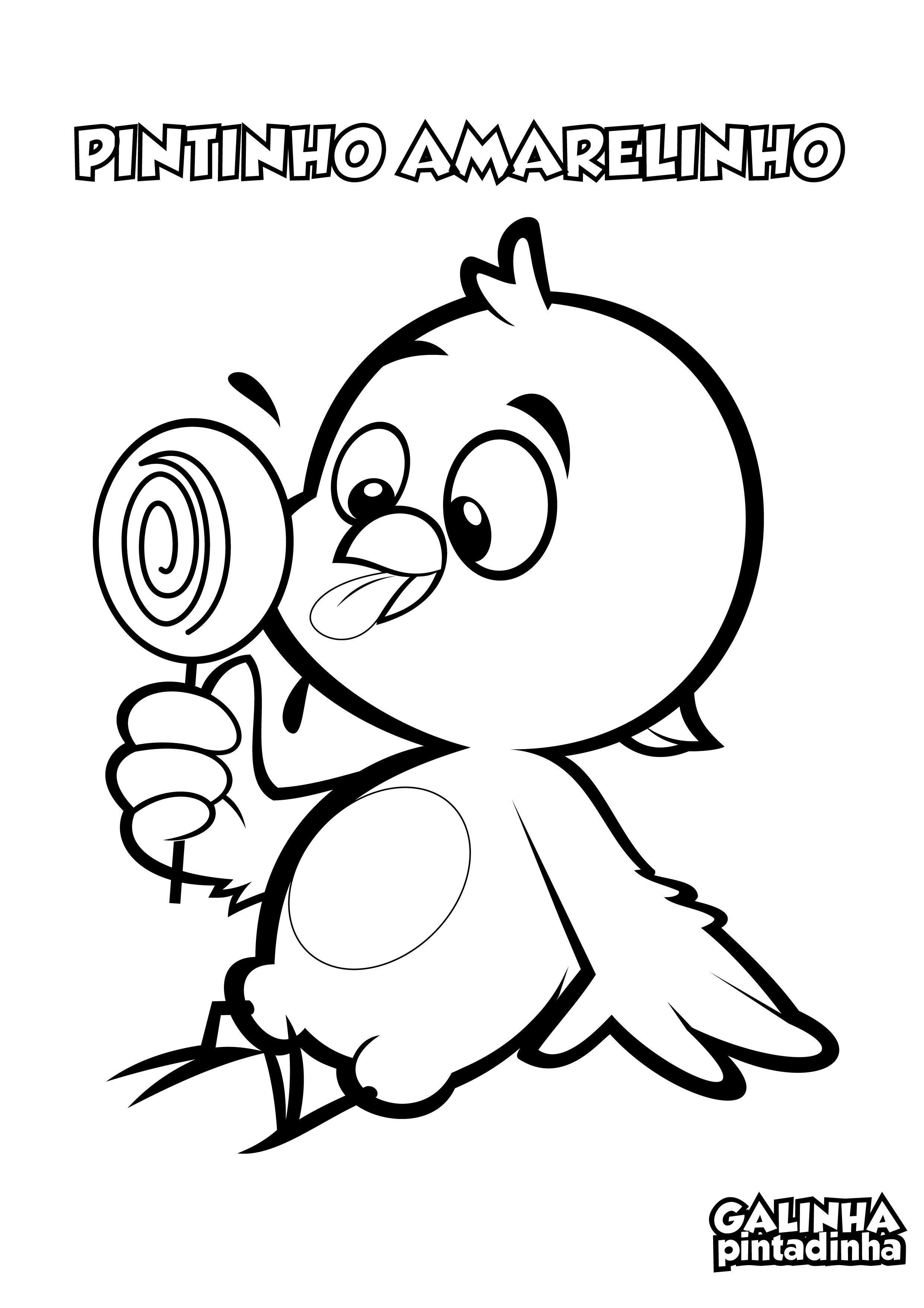 galinha pintadinha para colorir - Pesquisa Google | Cumpleaños ...