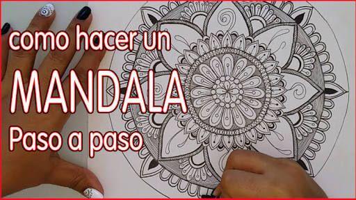 Resultado de imagen para como dibujar mandalas faciles Mandalas