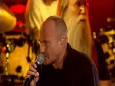 something happened on the way to heaven phil collins live ffft