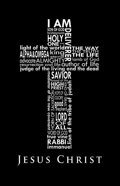 Jesus Poster Names Of Jesus Names Of God Christian Jesus