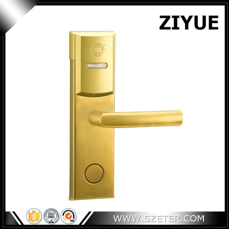 Security Rf Card Fob Tag Or White Card Key Electronic Door Locks For Hotels Apartment Et106rf Hotel Key Cards Electronic Door Locks Electric Lock