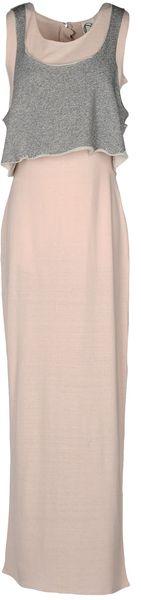 Dress Gallery Pink Long Dress