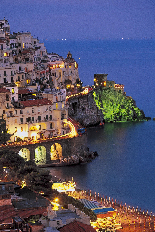 The Amalfi Coast Places To Travel Italy Travel Italy Vacation