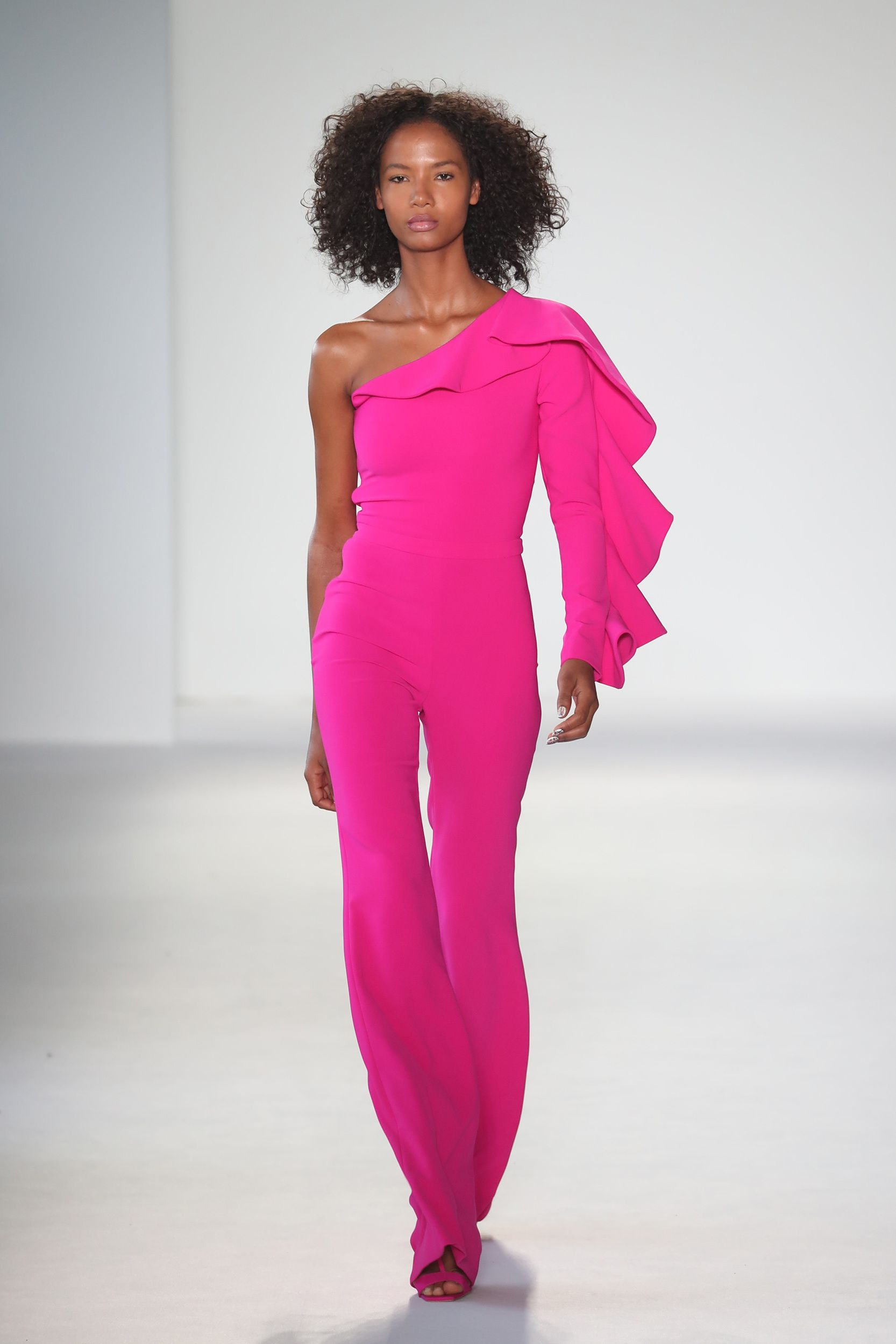 Christian Siriano\'s Spring 2018 collection was made for the red ...