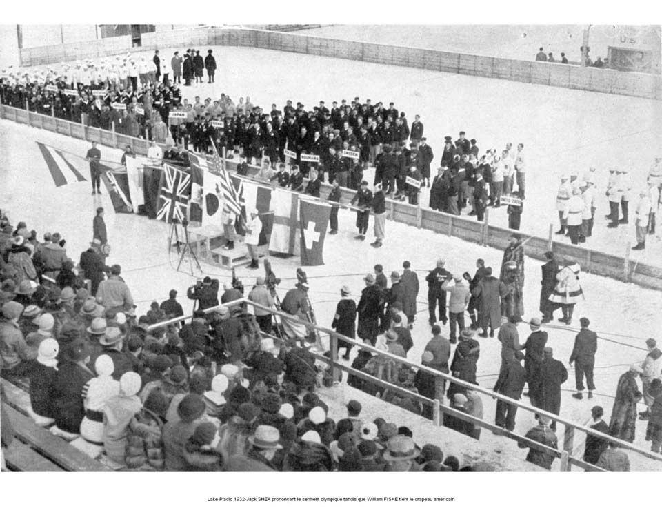 1932 Winter Olympics