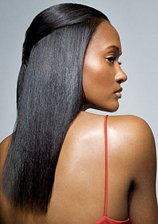 Wondrous 1000 Images About Relaxed Hair On Pinterest Relaxed Hair Hairstyle Inspiration Daily Dogsangcom