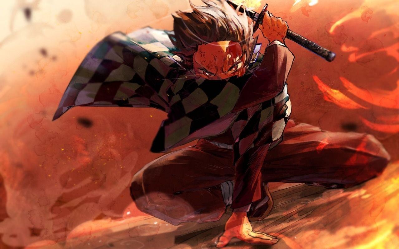Tanjirou Kamado [Demon Slayer] 1920x1200 Slayer anime