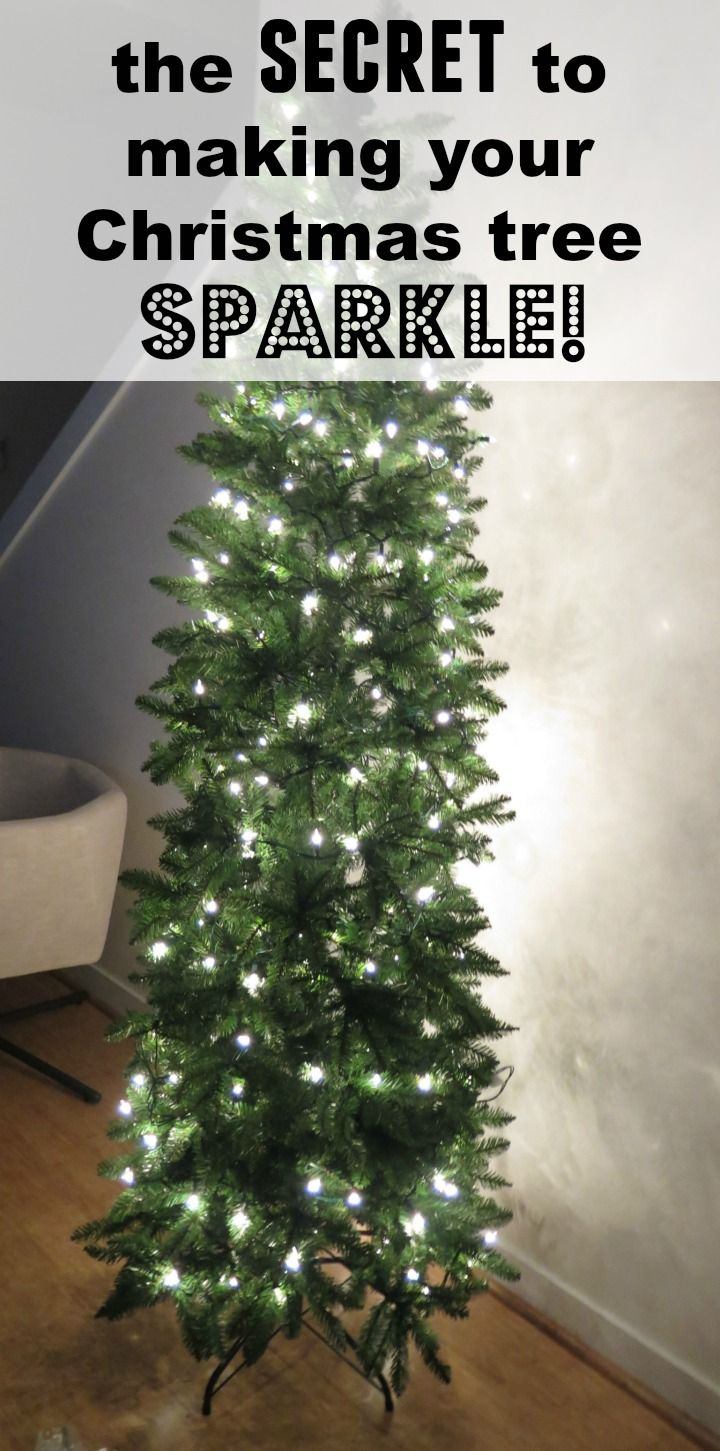 Update a Fake Christmas Tree for Less Than $10 by   Fake trees ...