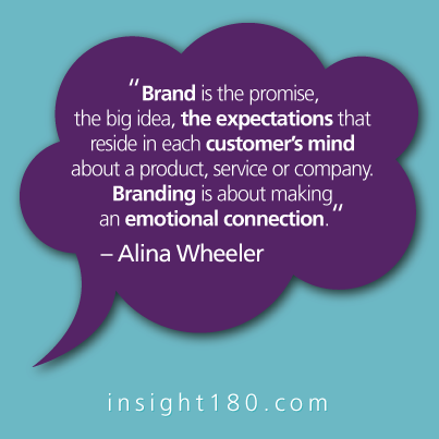 Branding Quote Brand Is The Promise The Big Idea The Simple Branding Quotes