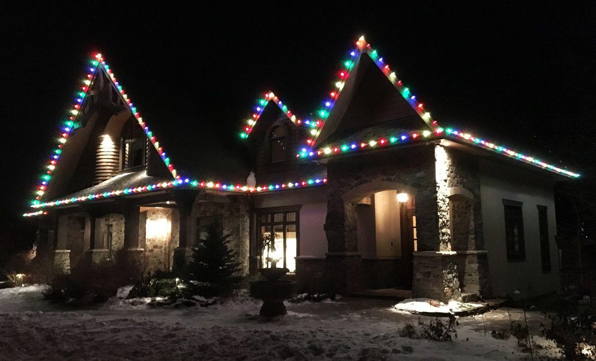 Whcl Christmas Light Photo Gallery Christmas Lights Christmas Light Hangers Hanging Christmas Lights