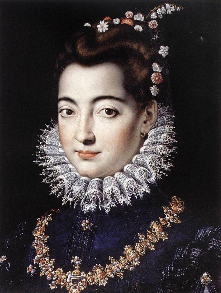 Картинки по запросу italian renaissance makeup woman   Италия XVI ...
